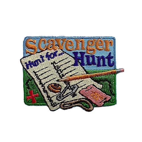 GSNCCP Scavenger Hunt Fun Patch