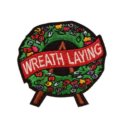 GSNCCP Wreath Laying Fun Patch