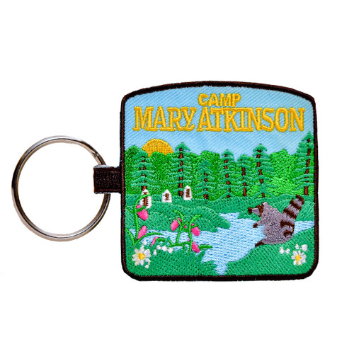GSNCCP Camp Mary Atkinson Patch Key