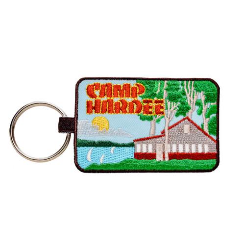 GSNCCP Camp Hardee Patch Keychain