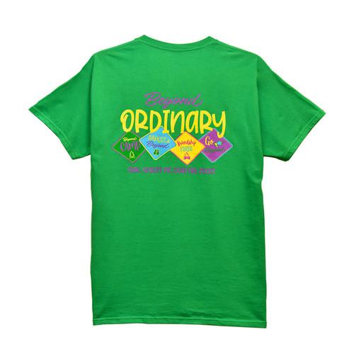 GSNCCP Beyond Ordinary T-Shirt
