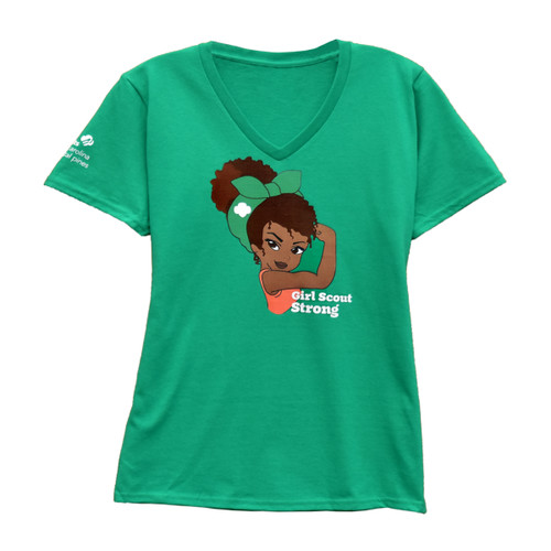 GSNCCP Girl Scout Strong/ Diversity