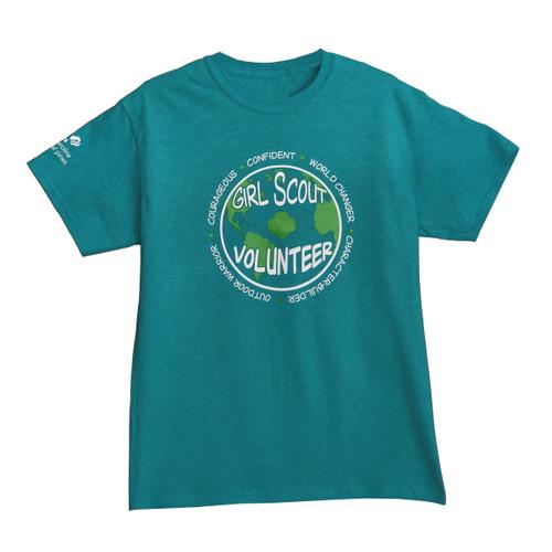 GSNCCP Volunteer World Changer gree