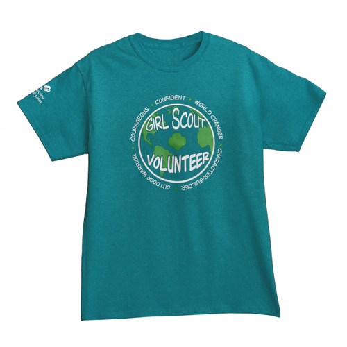 GSNCCP Volunteer World Changer T-Sh