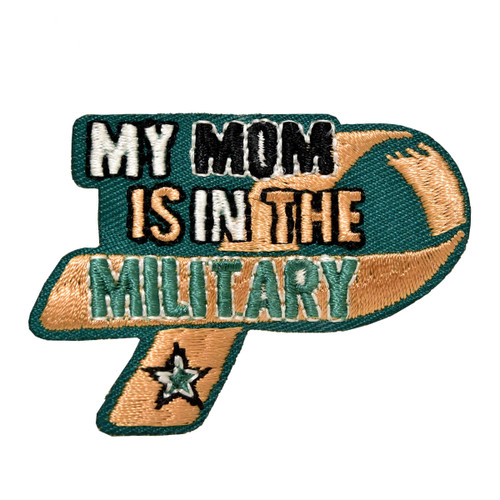 GSNCCP My Mom is in the Military Fu