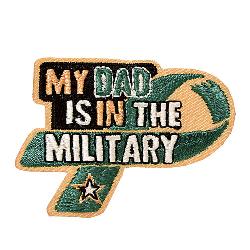 GSNCCP My Dad is in the Military Fu