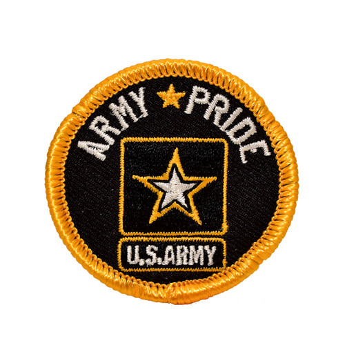 GSNCCP Army Pride Fun Patch