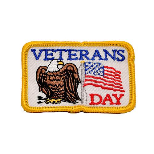 GSNCCP Veteran's Day Fun Patch