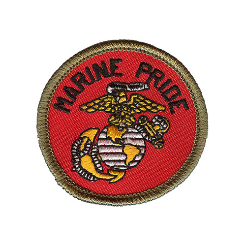 GSNCCP Marine Pride Fun Patch