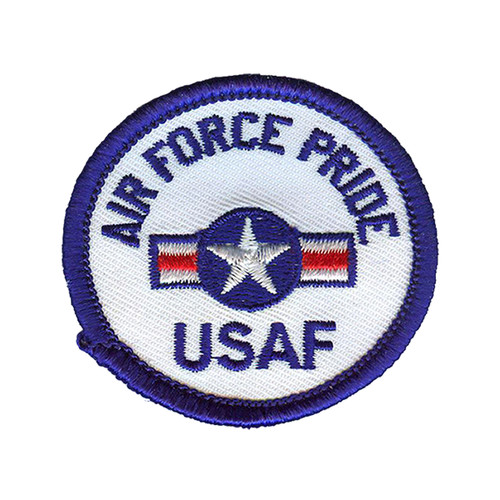 GSNCCP Air Force Pride Fun Patch