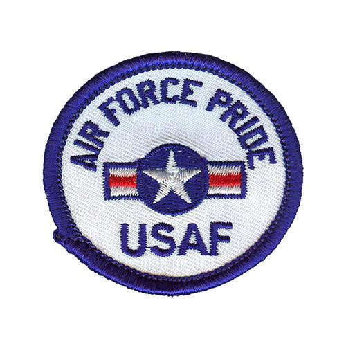 GSNCCP Air Force Pride Fun Patch