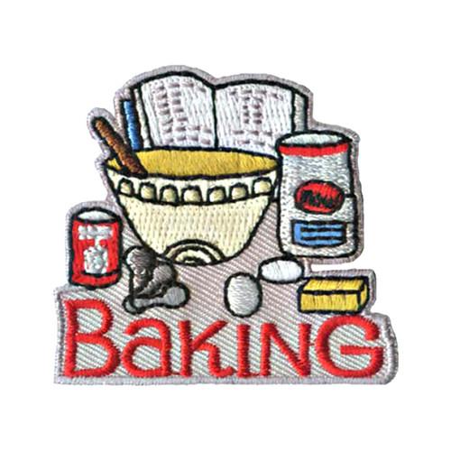 GSNCCP Baking Fun Patch