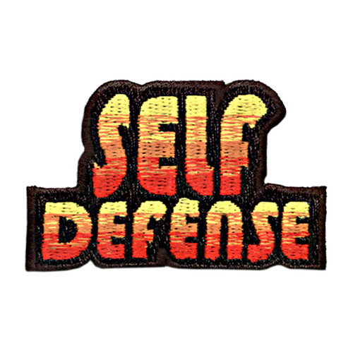 GSNCCP Self Defense Fun Patch