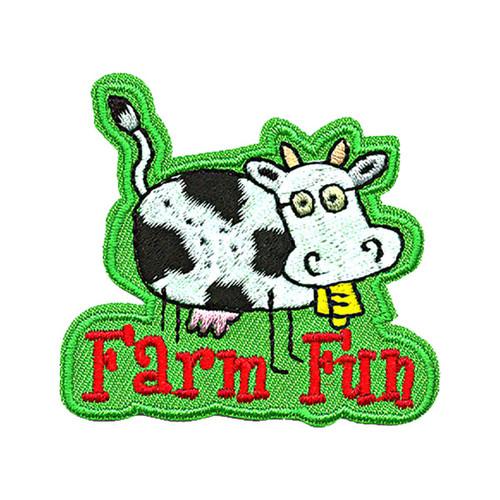GSNCCP Farm Fun Fun Patch