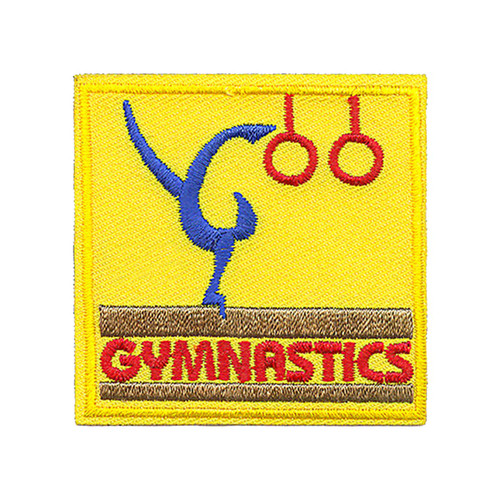 GSNCCP Gymnastics/ Olympics Fun Pat