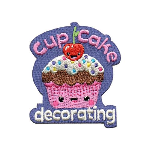 GSNCCP Cupcake Decorating Fun Patch