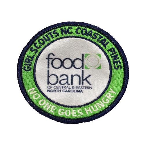 GSNCCP Food Bank Program Patch