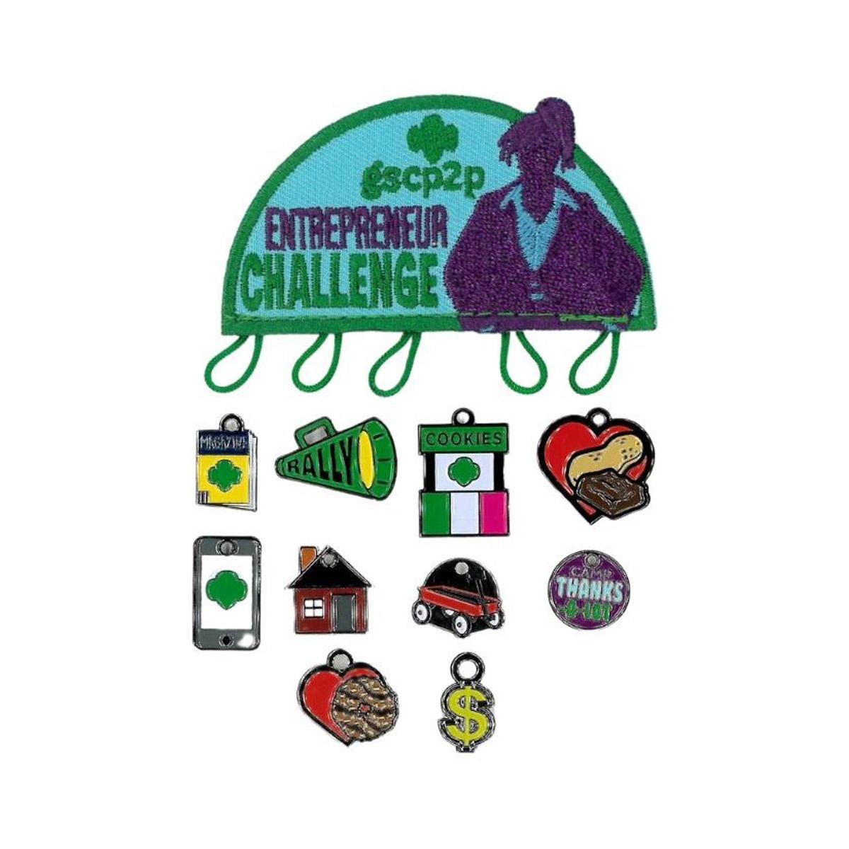 GSCP2P Entrepreneur Challenge Patch