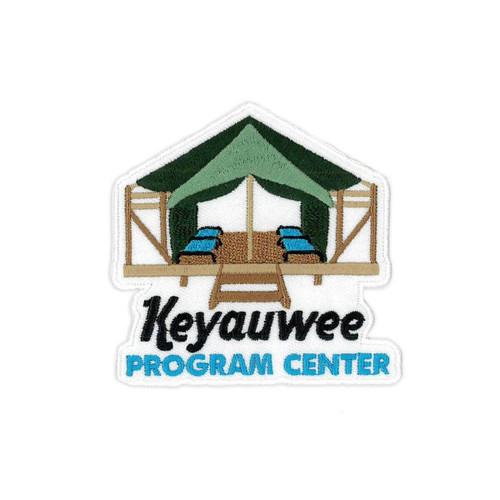 GSCP2P Keyauwee Program Center Tent
