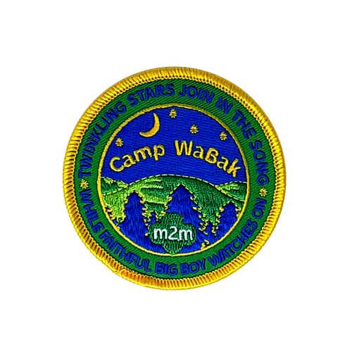 GSSC-MM Camp WaBak Big Boy Mtn Fun
