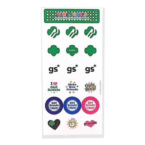GSSC-MM Sticker Sheet
