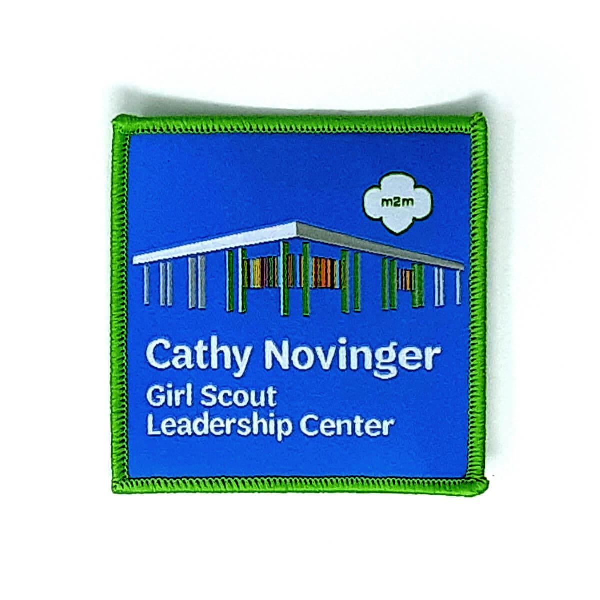 GSSC-MM Cathy Novinger Girl Scout L