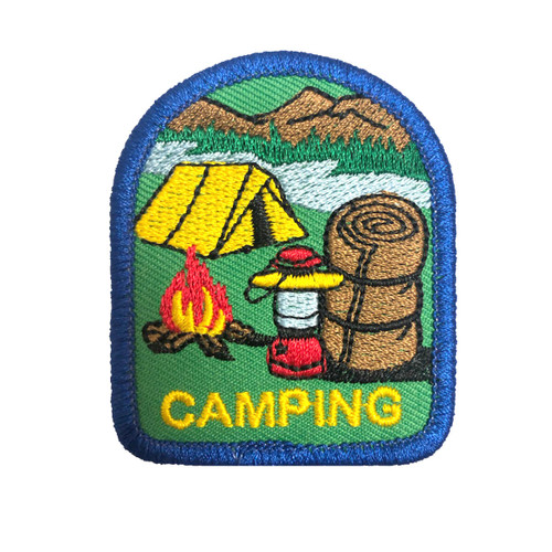 Heart of the South Camping Fun Patc