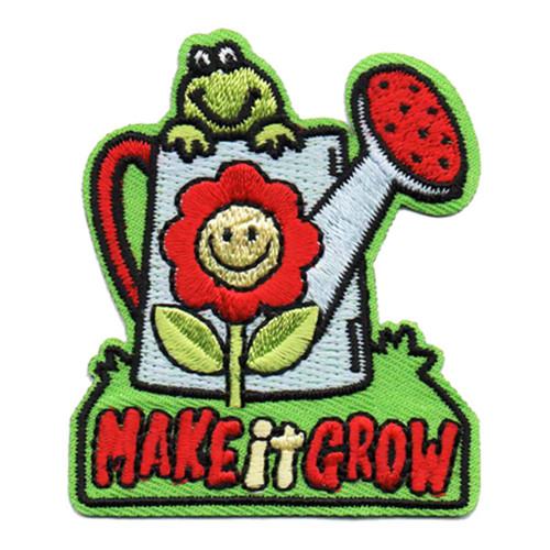 GSNI Make It Grow Fun Patch