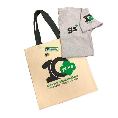 GSNI 10th Anniversary T-Shirt
