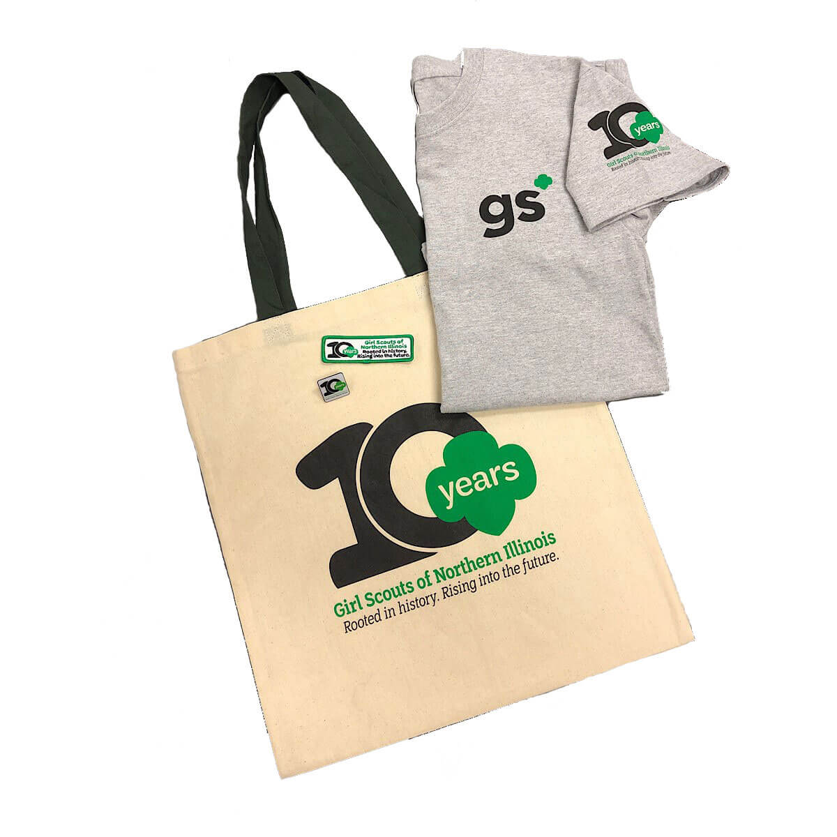 GSNI 10th Anniversary T-Shirt