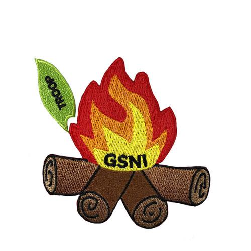 GSNI Troop Camp Flame