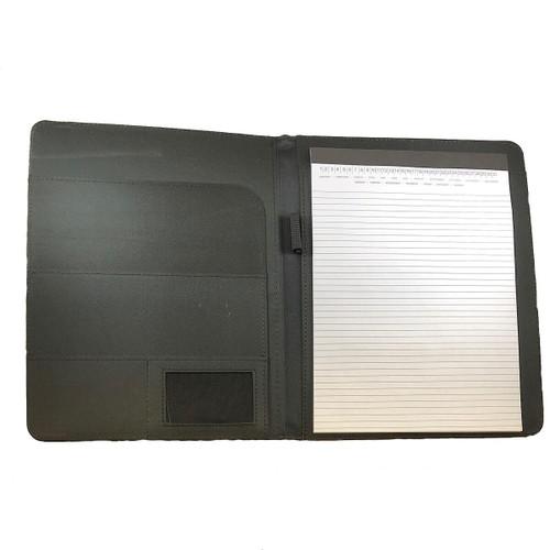 GSNI Black Portfolio-Bonded Leather