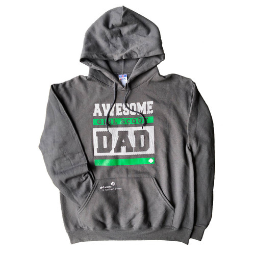 GSNI Awesome GS Dad Hoodie