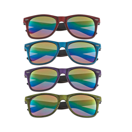 GSNI Malibu Woodtone Sunglasses
