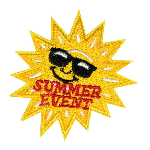 GSNI Summer Event Fun Patch