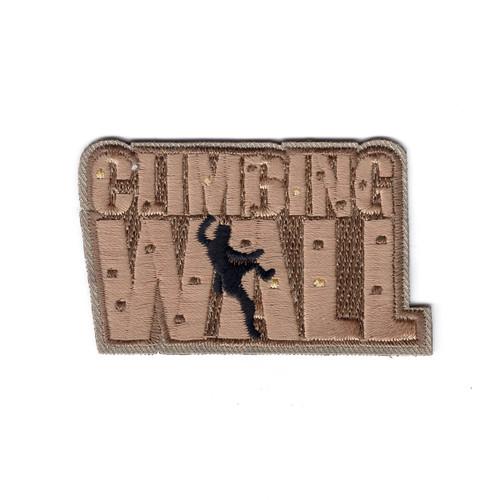 GSNI Climbing Wall Fun Patch