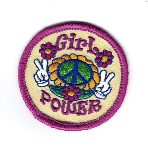 GSNI Girl Power Fun Patch