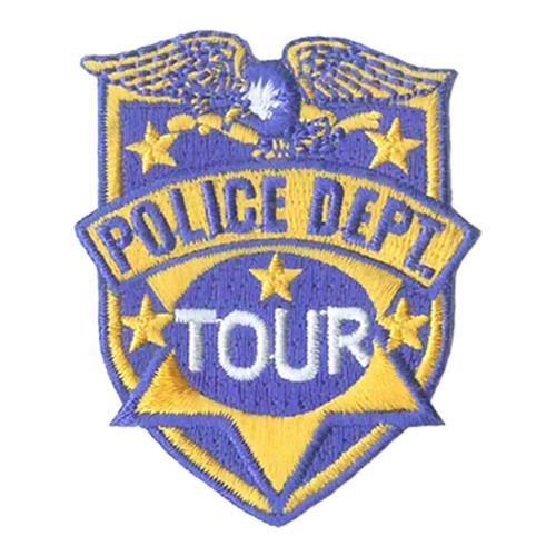 GSNI Police Dept. Tour Fun Patch