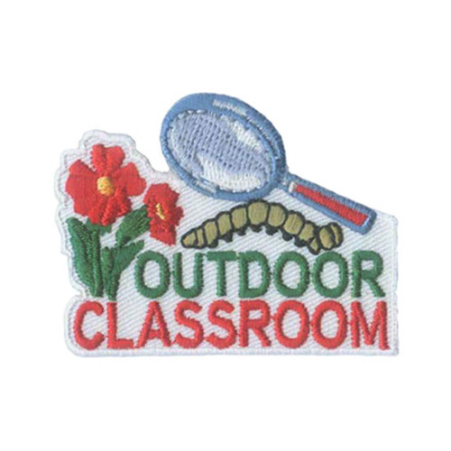 GSNI Outdoor Classroom Fun Patch