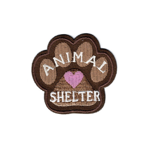 GSNI Animal Shelter Fun Patch