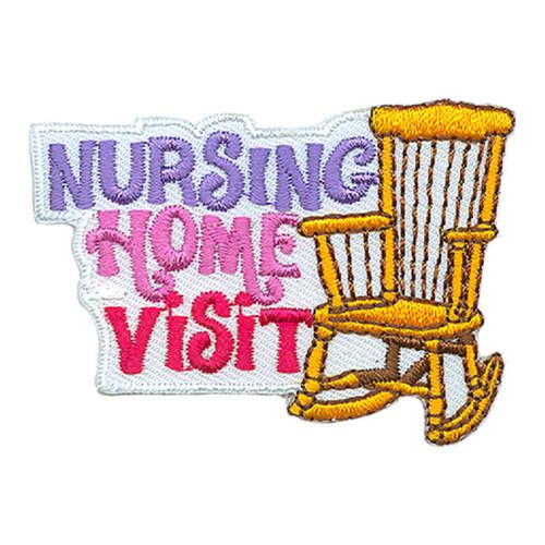 GSNI Nursing Home Fun Patch
