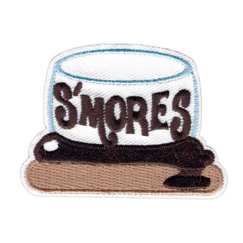 GSNI S'mores Fun Patch