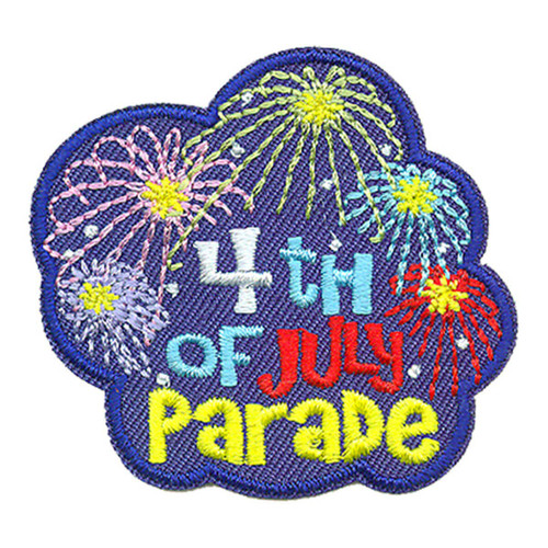 GSNI 4th of July Parade Fun Patch