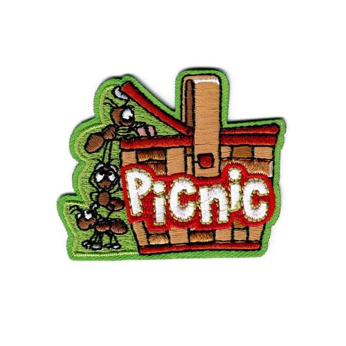 GSNI Picnic Fun Patch