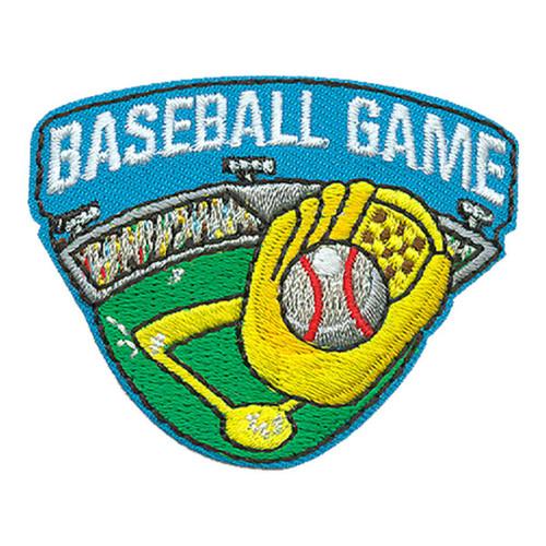 GSNI Baseball Game Fun Patch