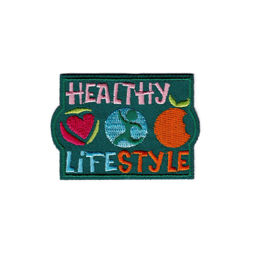 GSNI Healthy Life Style Fun Patch
