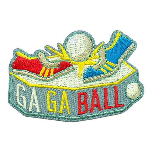 GSNI Ga Ga Ball Fun Patch