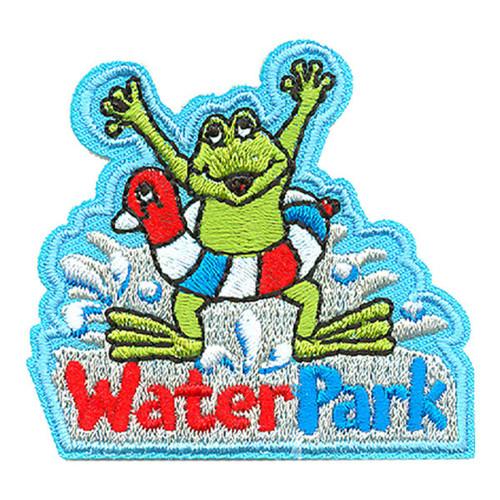 GSNI Water Park Fun Patch