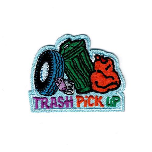 GSNI Trash Pick Up Fun Patch