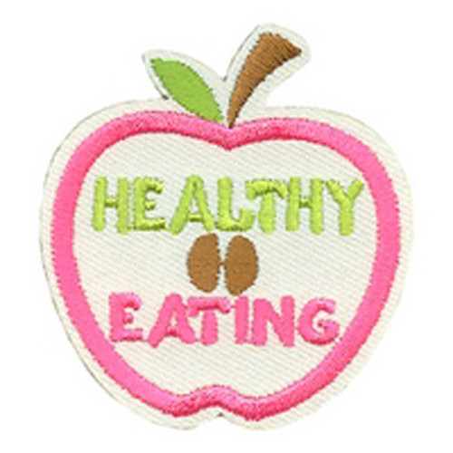 GSNI Healthy Eating Fun Patch